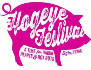 Elgin Hogeye Festival logo