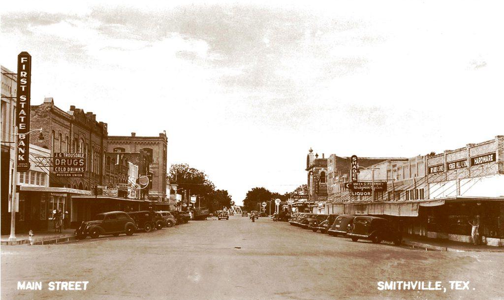Smithville Historical Downtown Walking Tour Explore