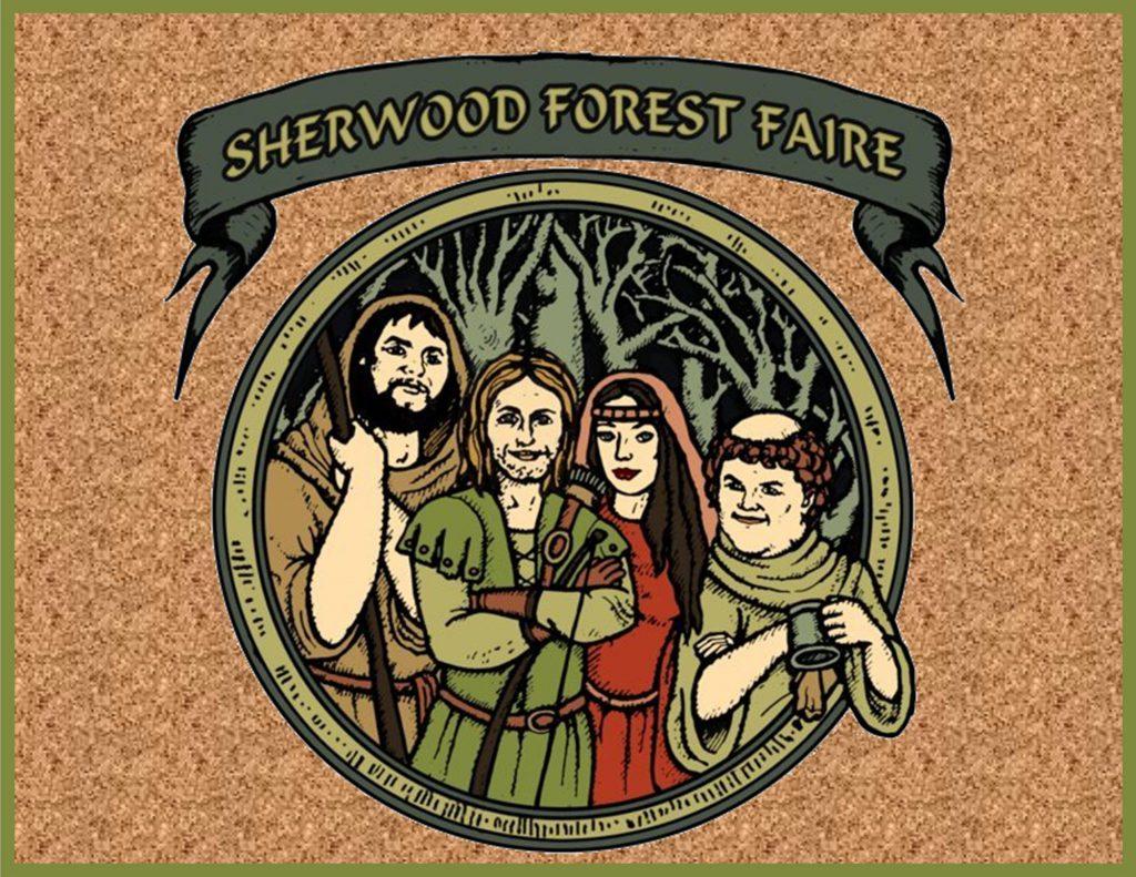 Sherwood Forest banner