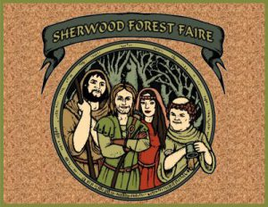 Sherwood Forest banner