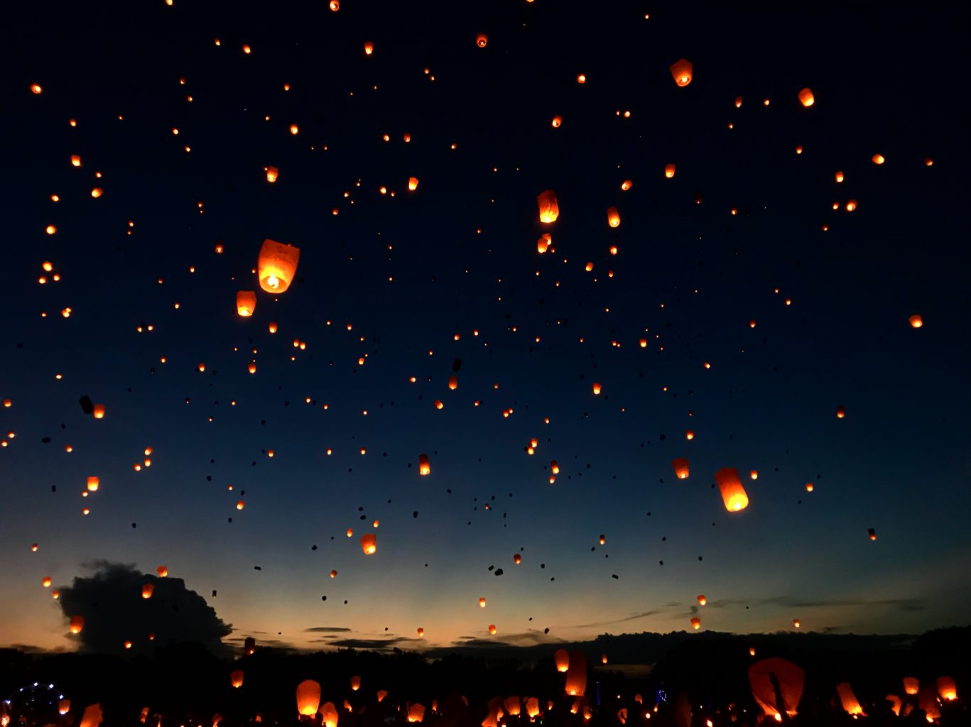 Night Sky Lanterns Cheaper Than Retail Price Buy Clothing Accessories And Lifestyle Products For Women Men