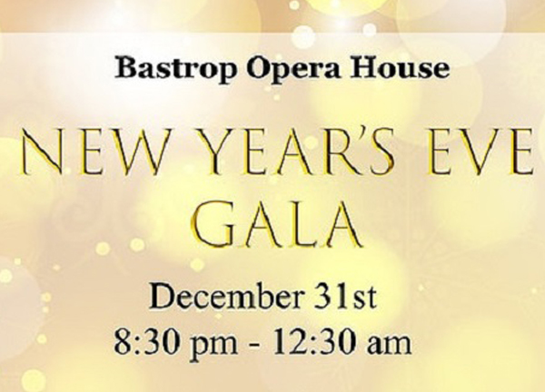 Bastrop New Years Gala