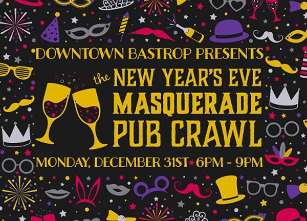 Downtown Bastrop Masquerade Ball