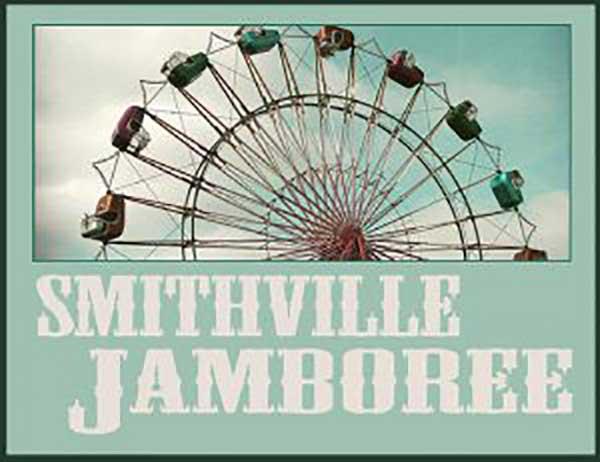 Ferris wheel image at Smithville Jamboree held annually in Smithville Texas
