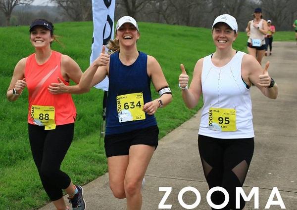 ZOOMA TEXAS | LOST PINES HALF MARATHON, 10K + 5K