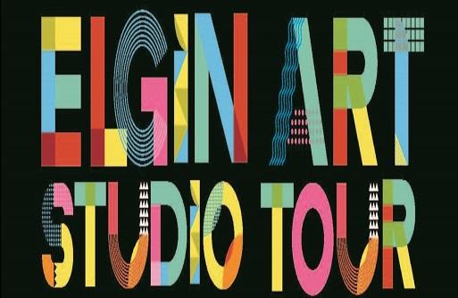 Elgin Art Studio Tour logo