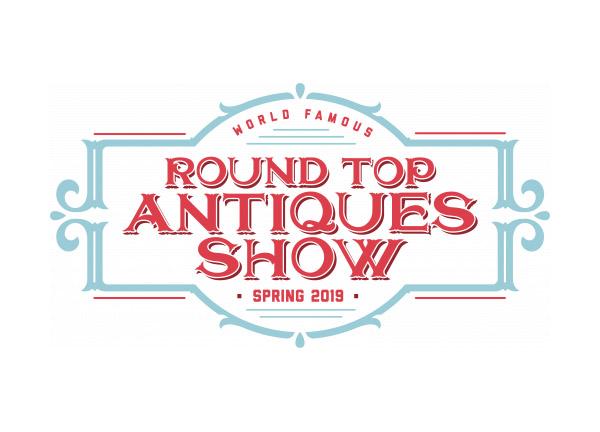 Round Top Antique Show 2019 logo