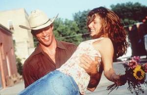 Scene in Hope Floats
