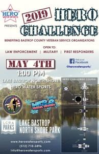 Hero Challenge 2019 on Hero Water Sports course.