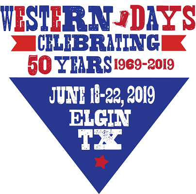 Elgin's Western Days