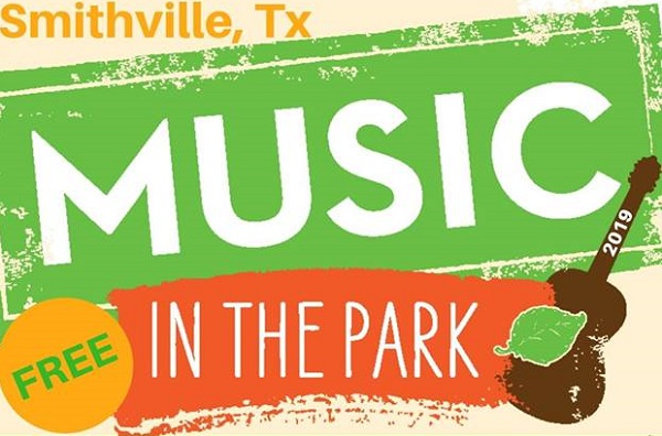 Music in hte Park series in Smithville