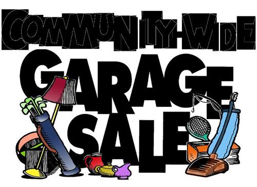 Smithville Community Wide Garage Sale LOGO