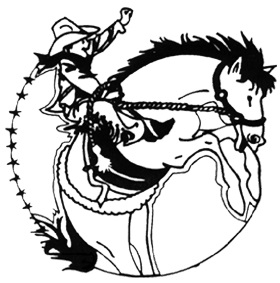 Bastrop Homecoming & Rodeo logo