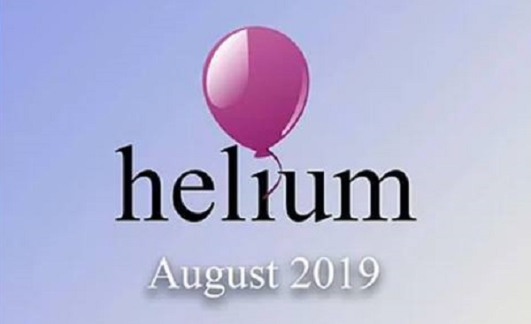 Helium, a performance at Bastrop Opera House in Texas