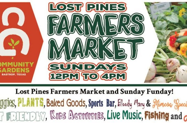 Lost Pines Farmers Market