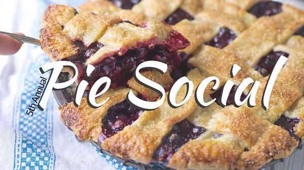 Pie Social at Bastrop Public Library