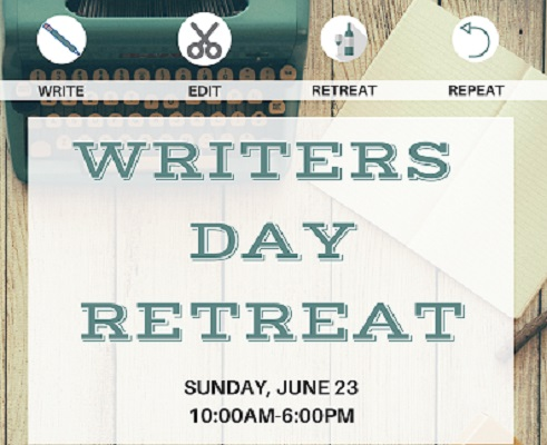 Writers Day Retreat at New Republic Studios