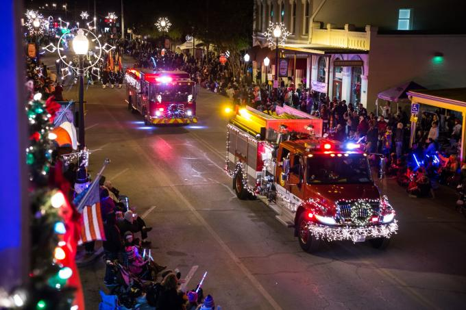 Bastrop Christmas Parade 2020 Lost Pines Lighted Christmas Parade 2019   Explore Bastrop County