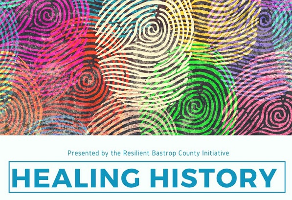 Fingerprint images of the Healing History project in Bastrop County
