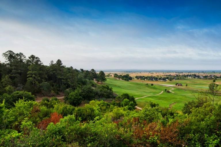 back nine of ColoVista Golf Course